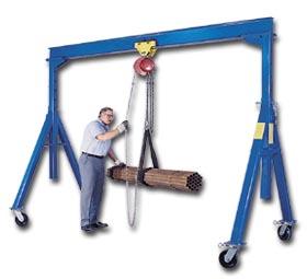 Portable Adjustable U0026 Fixed Steel Gantry Cranes
