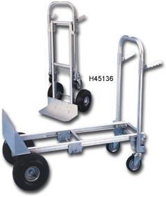 Portable hand trucks