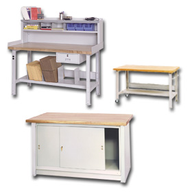 Maple Top Work Benches