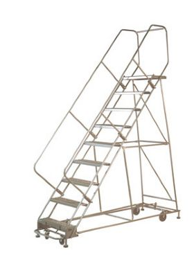 Rolling Ladders Safety Ladders Warehouse Ladders Dock
