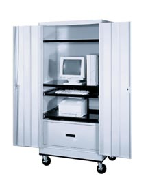Storage Cabinets   Material Handling Solutions LLC