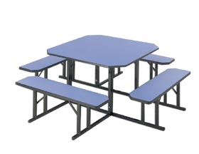 Cafeteria Tables Lunch Room Tables ADA Compliant