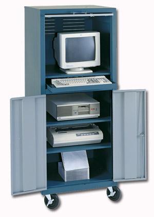 MODULAR COMPUTER CABINETS