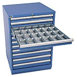 Modular Drawer CabinetsParts Drawer Storage Cabinets - Parts cabinets