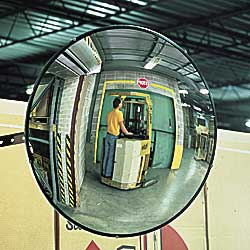 Safety Mirrors Convex Mirrors