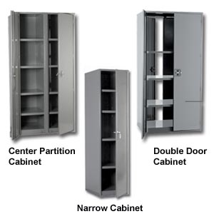 EXTRA HEAVY DUTY STORAGE CABINETS DESIGNED FOR RUGGED STORAGE