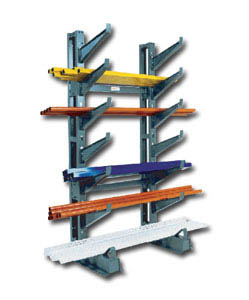 Image Result For Commercial Cantilever Shelving Systems