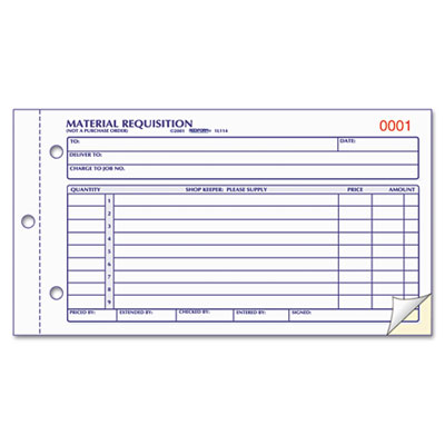 Material Requisition Form Template 12 Material Requisition