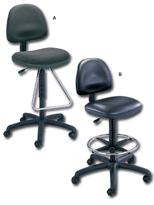 DRAFTING STOOLS PROFESSIONAL DRAFTING CHAIR  sc 1 st  Industrial Chairs and Stools - Material Handling Solutions LLC : industrial work stool - islam-shia.org