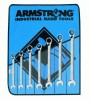10 Pc Metric Geared Reversible Wrench Sets