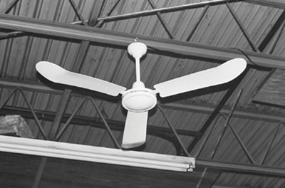 Industrial ceiling fans at material handling solutions llc aloadofball Choice Image