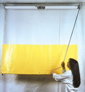 rollups curtains manual or motorized rollups curtains