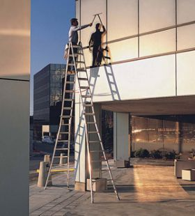 Extension Ladders Telescoping Ladders