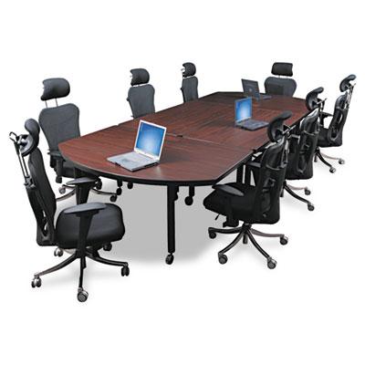 balt modular conference table at material handling solutions llc. Black Bedroom Furniture Sets. Home Design Ideas
