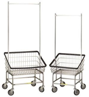 large capacity front load laundry cart 3 14 bushel cap front load laundry cart